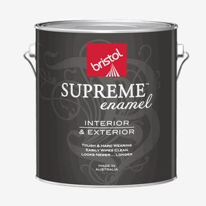 Supreme Enamel Doors & Trims