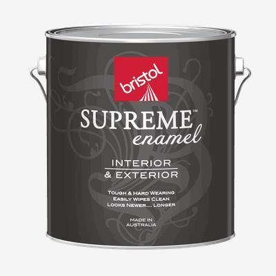 Supreme Enamel Doors & Trims